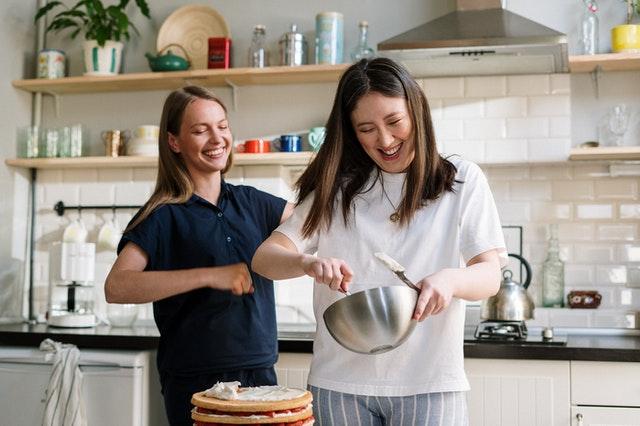 gotowanie ze znajomymi