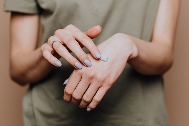 ochrona skóry przed mrozem