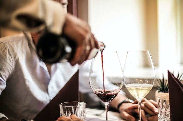 domowa degustacja wina
